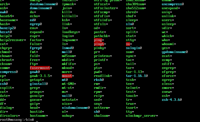 Powerfull Linux/Unix Shell Commands | Santanu's Blog